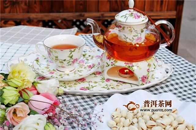 英国红茶的起源和发展