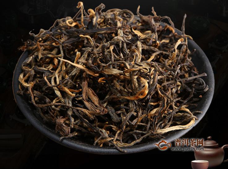 祁门红茶外形特点