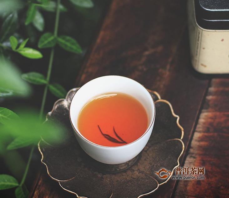 祁门红茶的功效与作用