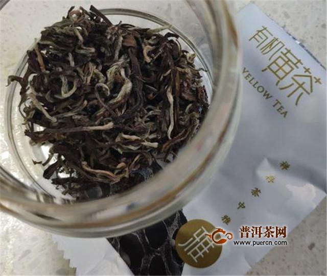 黄茶的加工分为杀青、揉捻、闷黄、干燥!