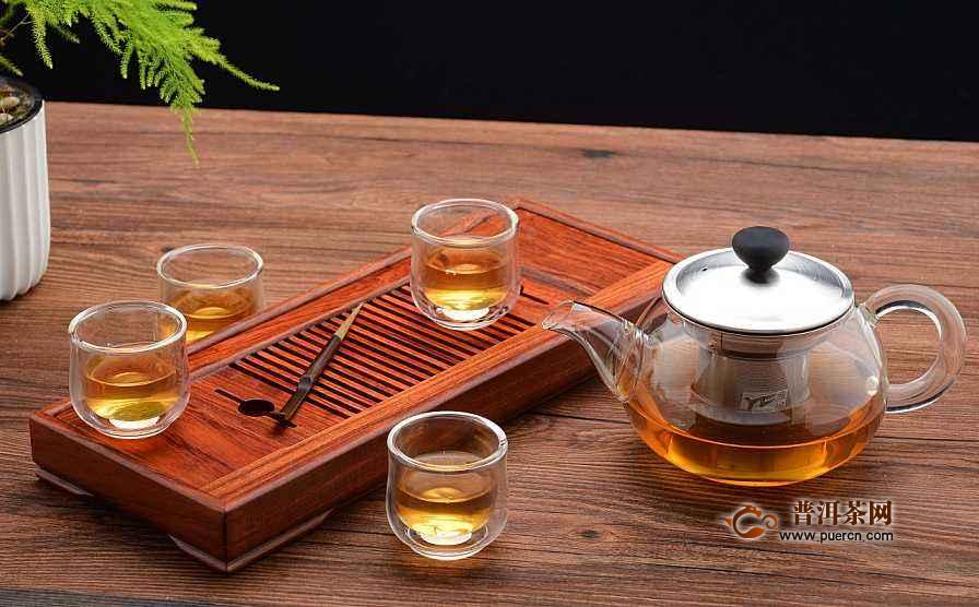 用陶瓷的茶壶喝茶好还是用玻璃杯喝茶好