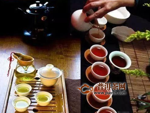 中国的茶道之美