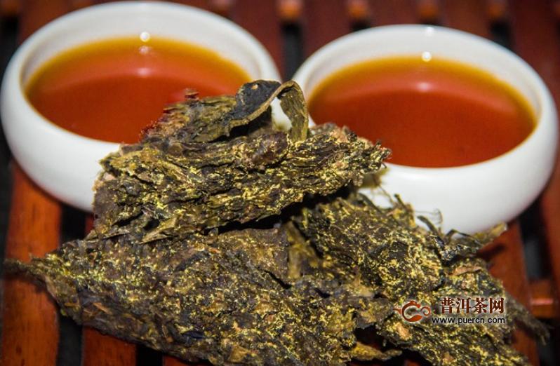 泾阳茯茶能放多久