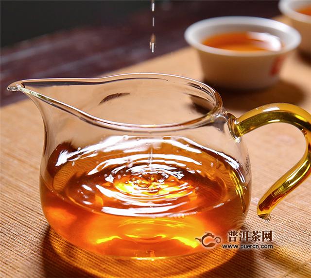 晚上喝茯茶有什么好处