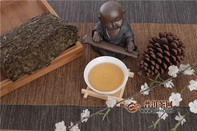 茯茶能用保温杯泡吗?五年以上的陈茶很适合