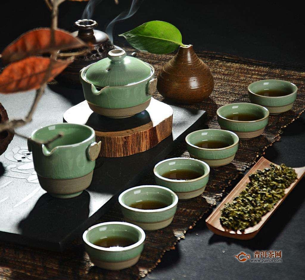 新买的青瓷茶具怎么保养