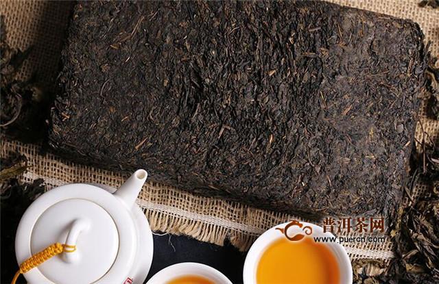 为什么茯茶泡出来发黑?影响茯茶汤色的因素