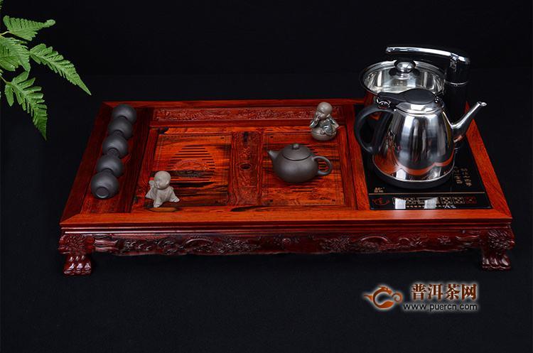 木质茶盘怎么制作的