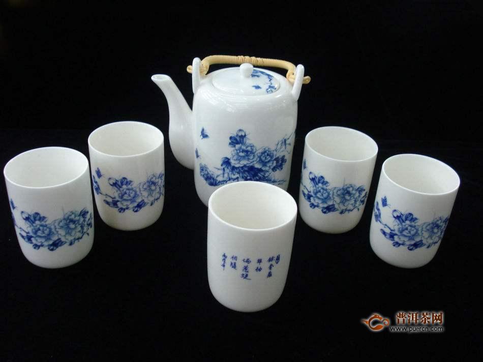 陶瓷茶壶怎么养