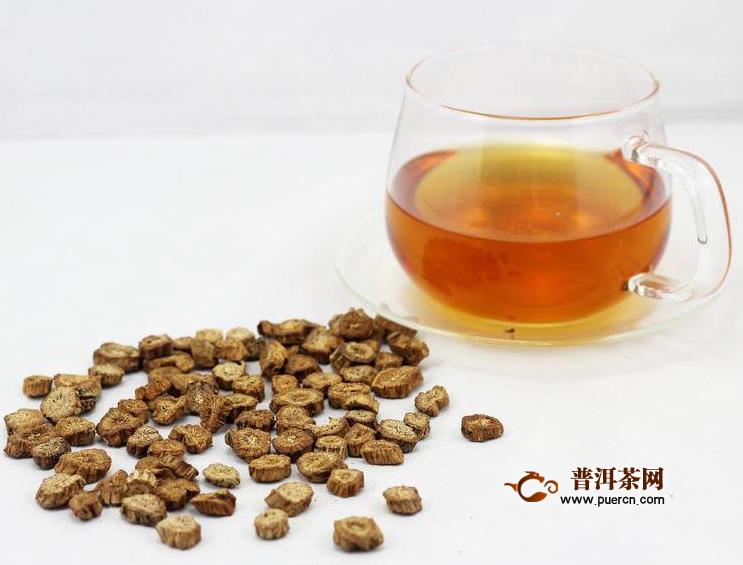 牛蒡茶的作用和功效