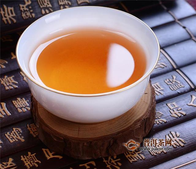 每天一杯乌龙茶