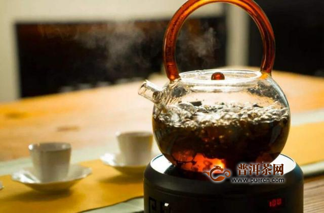 岩茶可以用煮茶器吗?