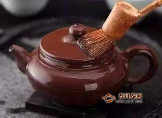 紫砂壶的使用和保养方法
