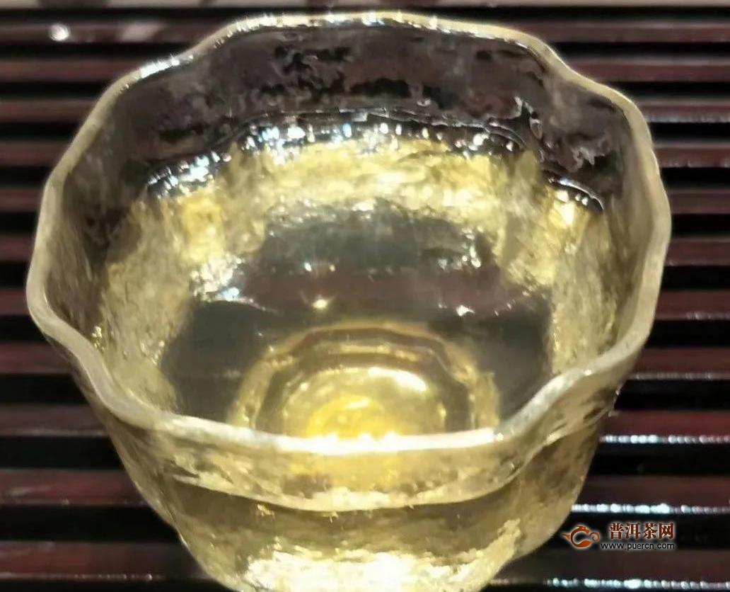 麻黑古树普洱茶品质特点及陈化特点