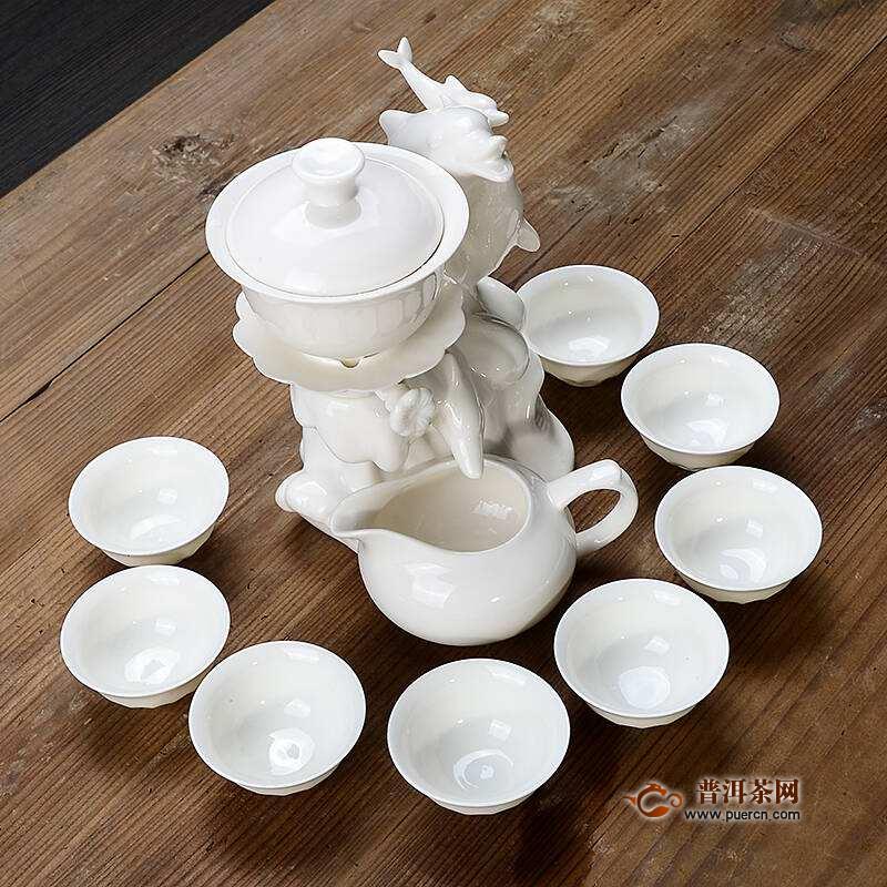 如何辨别白瓷茶具