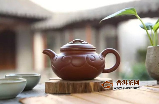 紫砂壶的茶垢怎么清洗