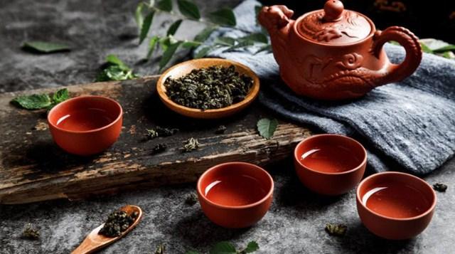 紫砂壶内茶垢怎么处理