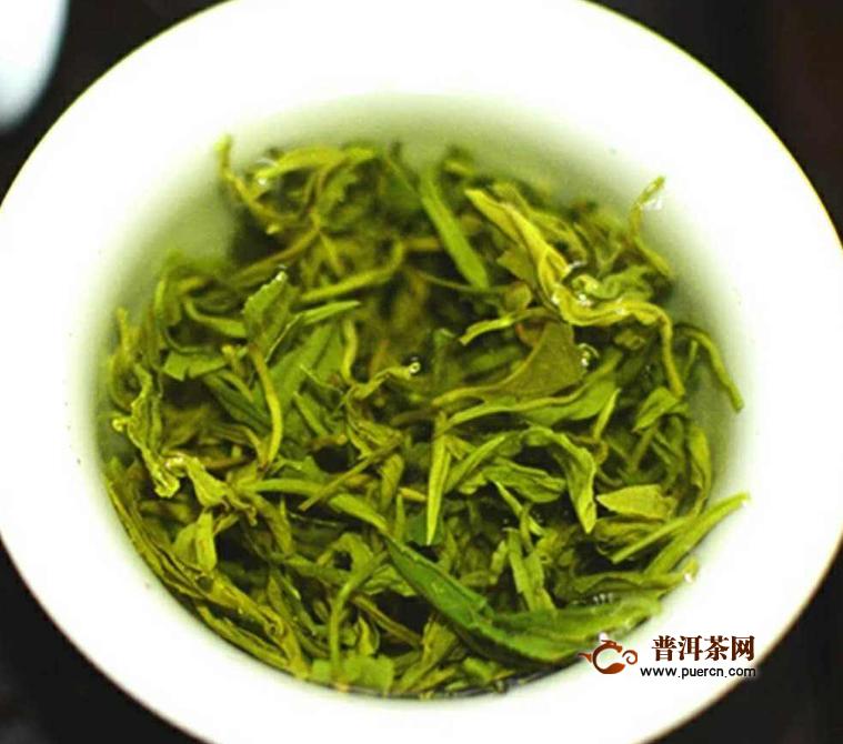庐山云雾茶属于什么茶类