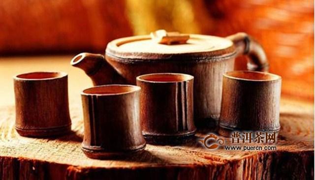 竹木茶具有哪些特点