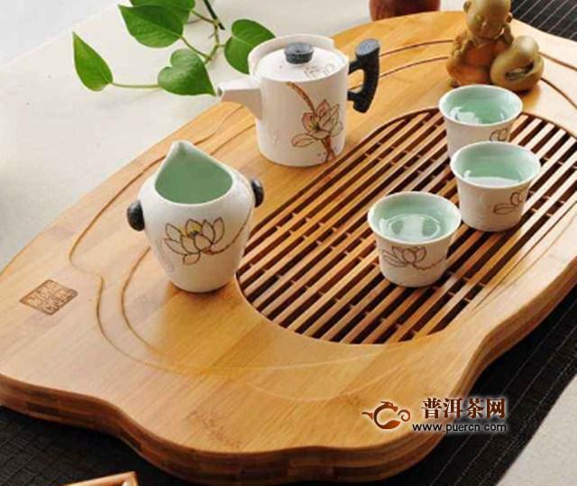 竹木茶盘怎么做出来的