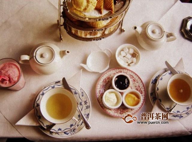 欧洲饮茶的历史