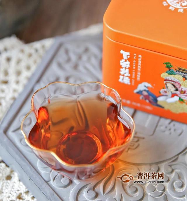 下关龙珠:满口缤纷,好茶好滋味!