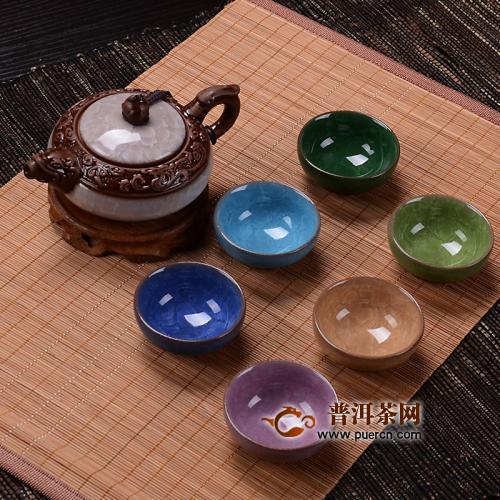 什么叫冰裂茶具