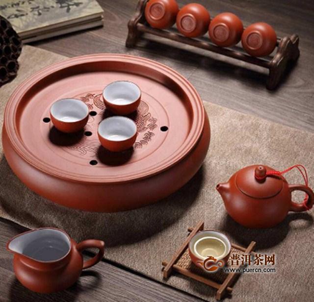 紫砂茶盘优缺点