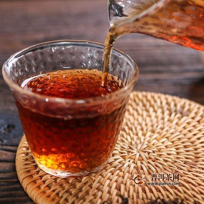 柑普茶的功效与作用