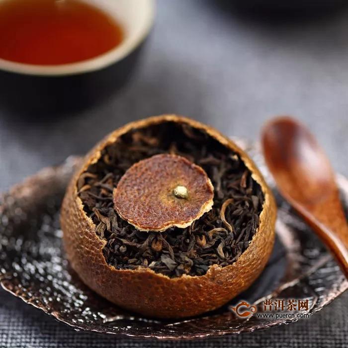 柑普茶有什么作用?