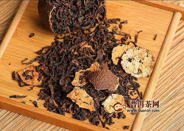 大红柑普洱茶的功效与作用禁忌