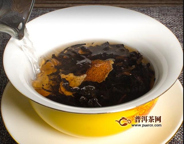 大红柑普洱茶适合哪些人喝