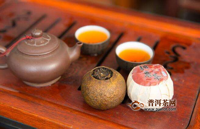 柑普茶的副作用