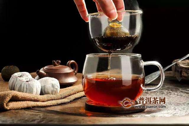 桔普茶怎么保存