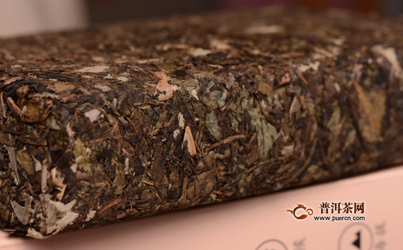 茯茶制作工艺流程