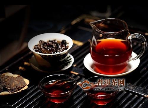 冲泡生茶、熟茶、散茶、老茶方法各不同