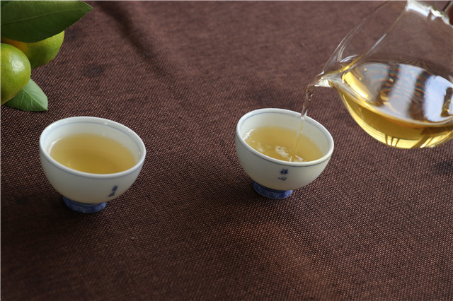 初识普洱茶:普洱茶品饮之协调性