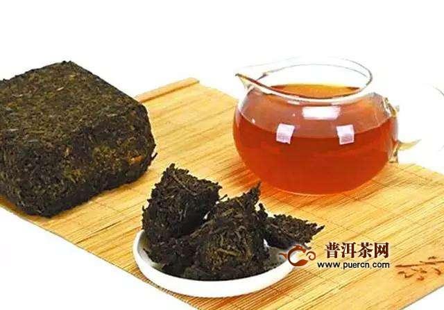湖南黑茶有什么功效