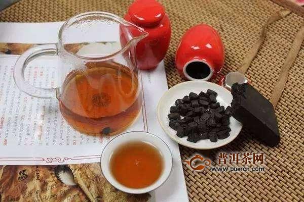 鉴别普洱茶膏的四点方法