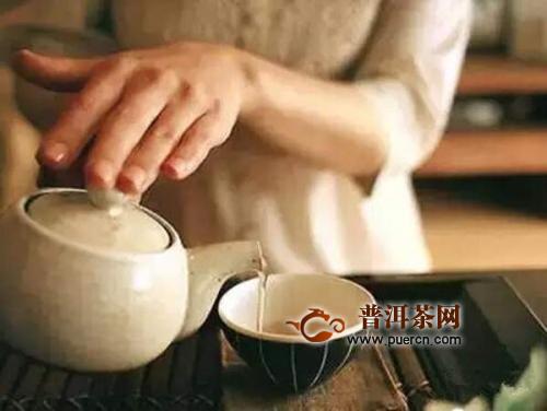 喝茶的一些基本礼仪