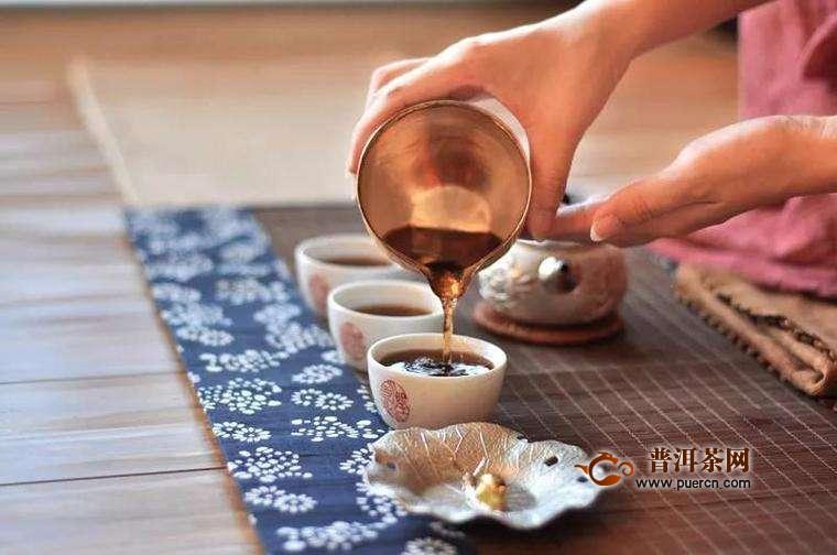喝茶泡茶有什么礼仪
