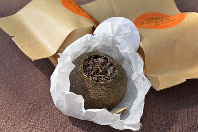 柑普茶可以长期存放吗