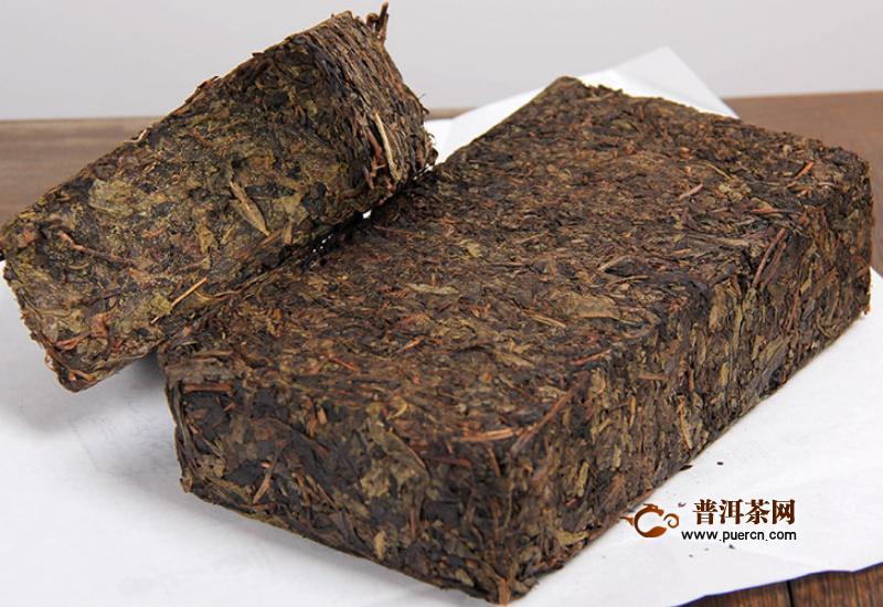 安化黑茶茯砖茶多少钱一斤