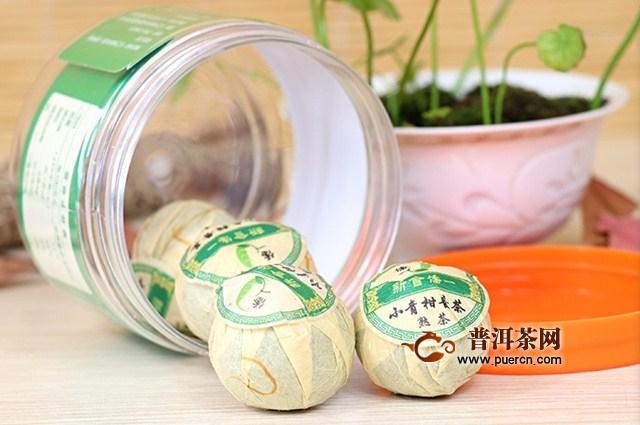 柑普茶的保存方法