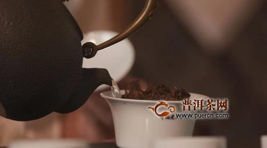 雪域黑金:喝茶,随缘就好!