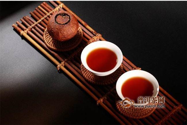 月经期间能喝陈皮普洱茶吗