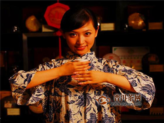 女人喝陈皮普洱茶的好处