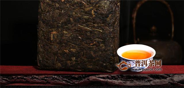 茯茶的功效,春天喝茯茶功效多多!