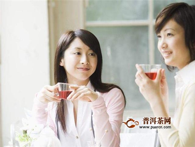 喝祁门红茶对女人的好处,美肤美容