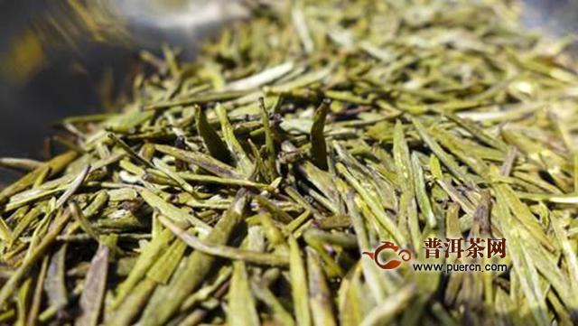 君山银针是发酵茶吗